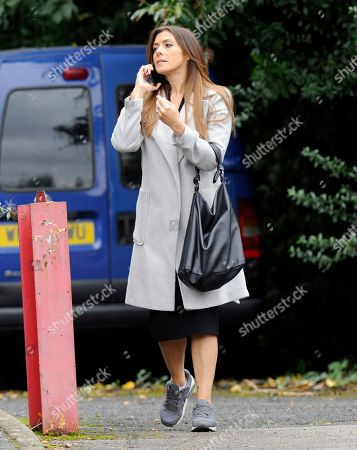 Editorial photo of 'Coronation Street' TV series, location filming, Manchester, UK - 25 Sep 2019