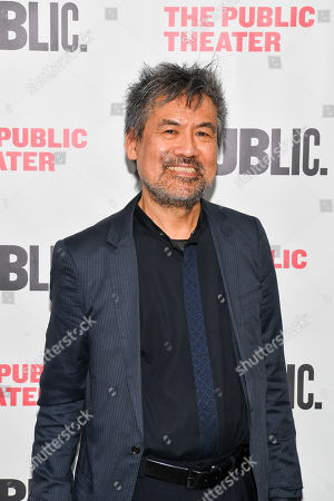 Stock Picture of David Henry Hwang