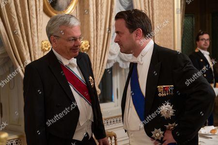 Xavier Bettel, Didier Reynders