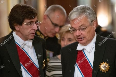 Elio Di Rupo, Didier Reynders