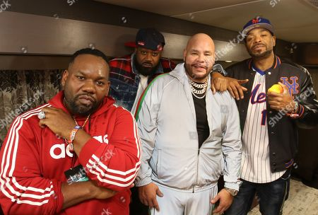 Raekwon, Ghostface, Fat Joe and Method Man
