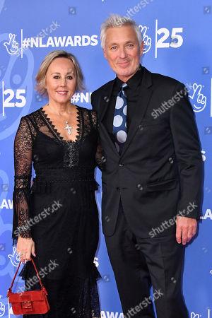 Martin and Shirlie Kemp