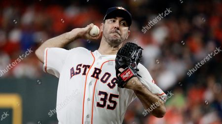 Editorial image of ALCS Yankees Astros Baseball, Houston, USA - 13 Oct 2019