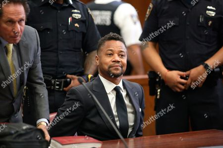 Cuba Gooding Jr. appears in court to face new sexual misconduct charges, in New York. The new charges involve an alleged incident in October 2018. Gooding Jr. pleaded not guilty. The defense paints it as a shakedown attempt