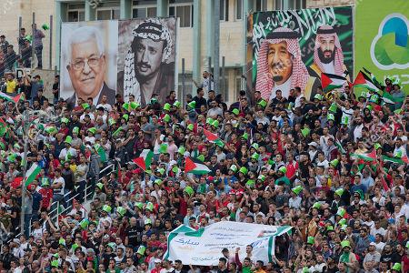 Editorial photo of Palestinians Saudi Arabia FIFA - 15 Oct 2019