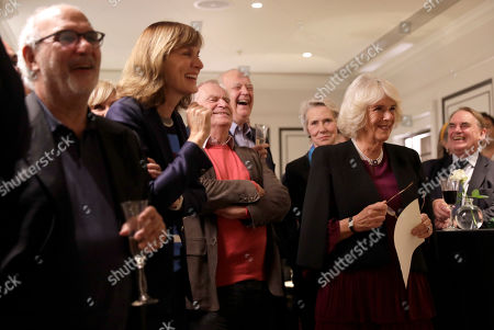 Editorial photo of Oscar Wilde Society reception, London, UK - 15 Oct 2019