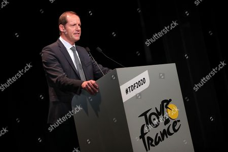 Stock Picture of Christian Prudhomme