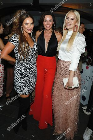 Stock Picture of LeeAnne Locken and LuAnn de Lesseps, Kameron Westcott