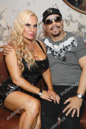 Nicole Coco Austin and Ice-T