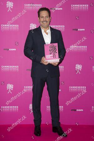 Darren Star, Canneseries 2020 season 03 patron.