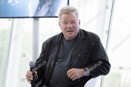 Editorial image of William Shatner press conference, MIPCOM Cannes, France - 15 Oct 2019
