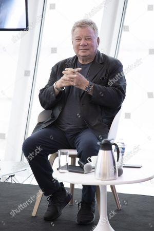 Stock Picture of William Shatner