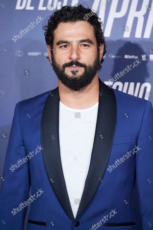Editorial picture of 'The Goya Murders' film premiere, Arrivals, Madrid, Spain - 15 Oct 2019