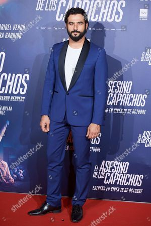 Editorial image of 'The Goya Murders' film premiere, Arrivals, Madrid, Spain - 15 Oct 2019