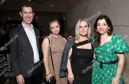 Editorial picture of The Hollywood Reporter & SAG-AFTRA 3rd Annual Emmy Nominees Night, Beverly Hills, Los Angeles, USA - 20 Sep 2019