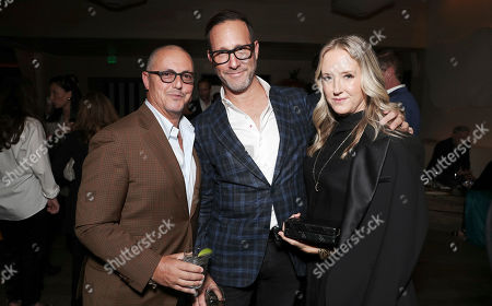 Editorial photo of The Hollywood Reporter & SAG-AFTRA 3rd Annual Emmy Nominees Night, Beverly Hills, Los Angeles, USA - 20 Sep 2019