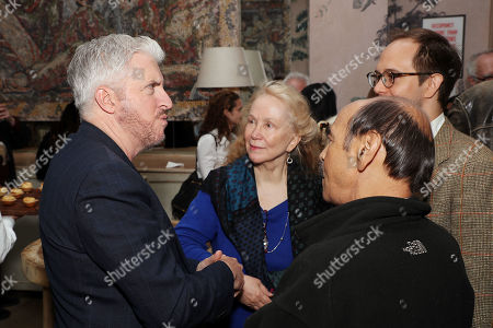 Anthony McCarten (Writer) with Rutanya Alda and Guest
