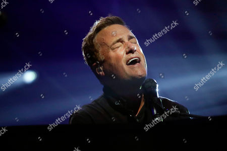 Stock Picture of Michael W Smith. Michael W. Smith performs during the Dove Awards, in Nashville, Tenn