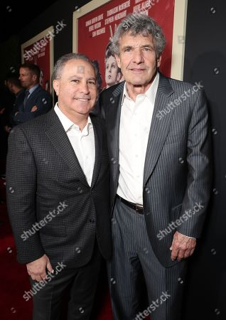 Co-Chairman of Walt Disney Studios Alan Bergman and Co-Chairman of Walt Disney Studios Alan Horn