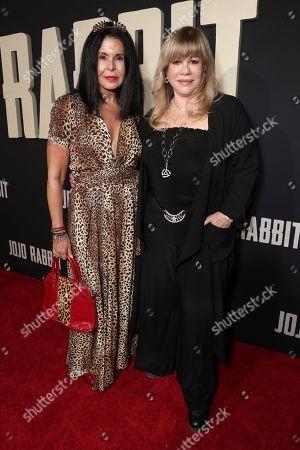 Editorial photo of 'Jojo Rabbit' film premiere, Arrivals, Hollywood American Legion, Los Angeles, USA - 15 Oct 2019