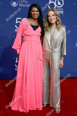 Kathie Lee Gifford and Nicole C. Mullen