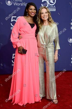 Editorial photo of GMA Dove Awards, Arrivals, Lipscomb University, Nashville, Tennessee, USA - 15 Oct 2019