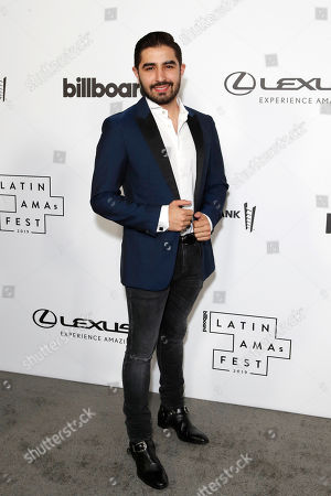 Editorial picture of Billboard Latin AMA Fest in Hollywood, USA - 15 Oct 2019