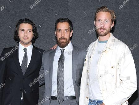 Editorial picture of 'The Kill Team' film screening, Landmark Theater, New York, USA - 15 Oct 2019