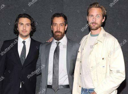 Editorial image of 'The Kill Team' film screening, Landmark Theater, New York, USA - 15 Oct 2019