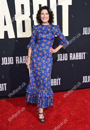 "Editorial image of LA Premiere of ""Jojo Rabbit"", Los Angeles, USA - 15 Oct 2019"