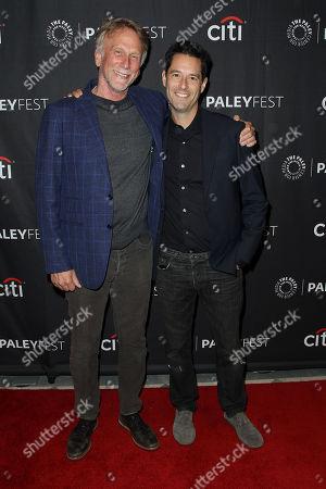 Peter Horton and David Schulner
