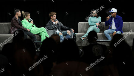 Editorial image of Billboard Latin AMA Fest, Inside, NeueHouse Hollywood, Los Angeles, USA - 15 Oct 2019