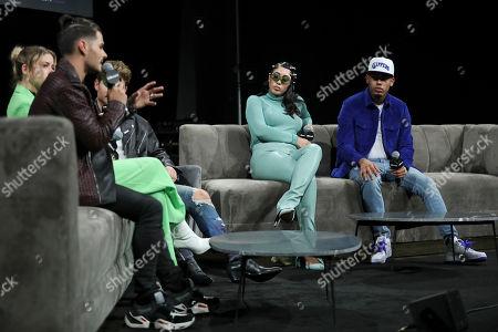 Editorial image of Billboard Latin AMA Fest, Inside, NeueHouse Hollywood, Los Angeles, USA - 15 Oct 2019