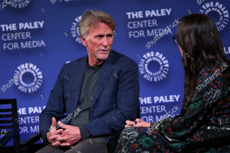 Editorial picture of Paleyfest NY: New Amsterdam TV show, Panel, New York, USA - 15 Oct 2019