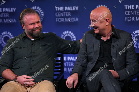 Editorial image of Paleyfest NY: New Amsterdam TV show, Panel, New York, USA - 15 Oct 2019