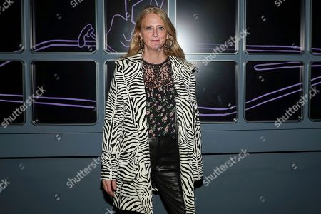 """Nanette Lepore attends a special screening of """"Serendipity"""" at the Quad Cinema, in New York"""