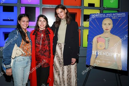 """Editorial image of NY Special Screening of """"Serendipity"""", New York, USA - 15 Oct 2019"""