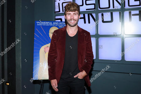 """Timo Weiland attends a special screening of """"Serendipity"""" at the Quad Cinema, in New York"""