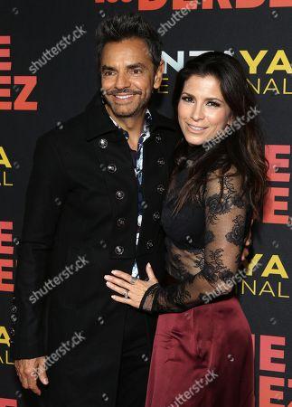 Eugenio Derbez and Alessandra Rosaldo