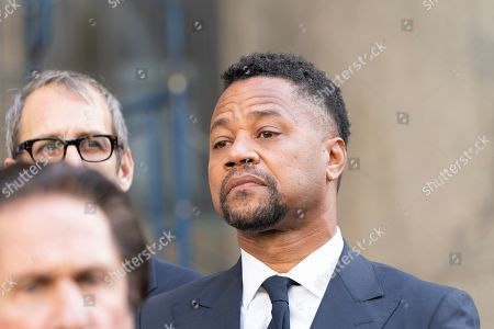Editorial photo of Cuba Gooding Jr. trial, New York, USA - 15 Oct 2019