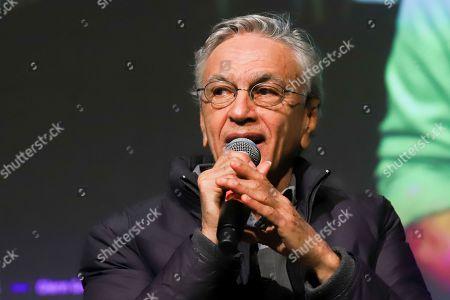 Stock Image of Caetano Veloso