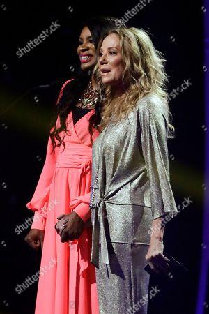 Editorial image of Music Dove Awards, Nashville, USA - 15 Oct 2019