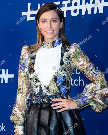 Editorial image of 'Limetown' TV show photocall, Los Angeles, USA - 15 Oct 2019