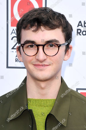Stock Image of Isaac Hempstead Wright
