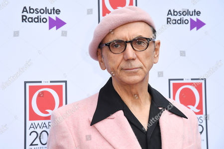 Stock Image of Kevin Rowland