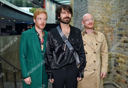 Editorial image of The Q Awards, Arrivals, Roundhouse, London, UK - 16 Oct 2019
