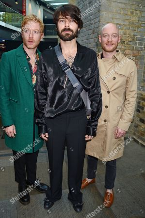 Biffy Clyro - James Johnston, Ben Johnston, Simon Neil