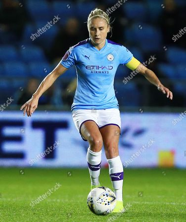 Stock Image of Steph Houghton of Manchester City