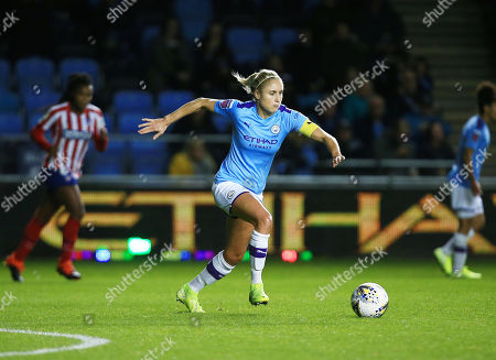 Steph Houghton of Manchester City