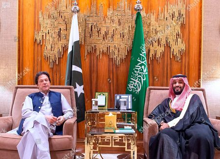 Editorial photo of Saudi Persian Gulf Tensions, Riyadh, Saudi Arabia - 16 Oct 2019